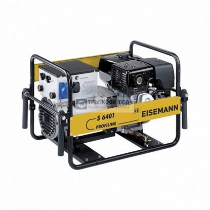 Снимка на Заваръчен генератор EISEMANN S 6401