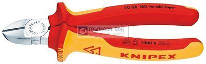 Снимка на Клещи резачки KNIPEX 160 VDE