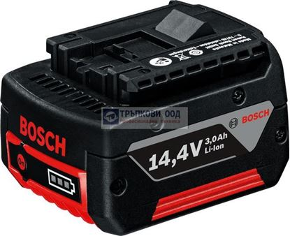 Снимка на  Акумулаторна батерия Bosch GBA 14,4 V 3,0 Ah M-C Professional