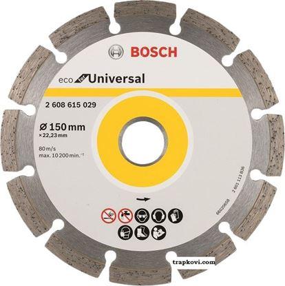 Снимка на Диамантен диск ECO Universal 150mm