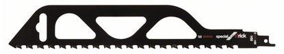 Снимка на Нож за саблен трион S 1243 HM Special for Brick;305 x 1.5 mm;2608650355