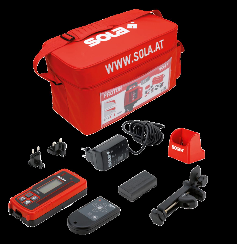 Снимка на Ротационен лазер SOLA PROTON S,71017501