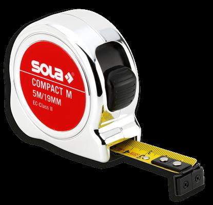 Снимка на Compact M CO 5 m;широчина на лентата, 19 mm;50520501