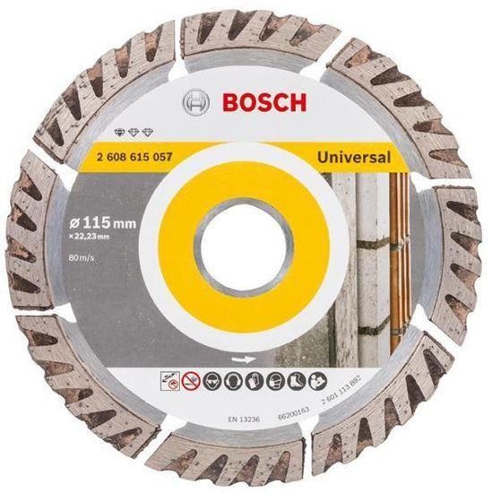 Снимка на Диамантен к-т 5 части - 5× Standard for Universal диамантен диск 115 x 22.23 mm;06159975H8