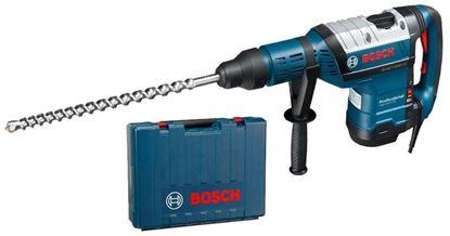 Снимка на Перфоратор BOSCH GBH 8-45 DV Professional, куфар ,1.500W,12.5J + Подарък лични предпазни средства