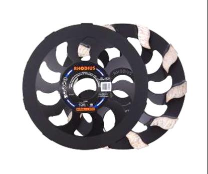 Снимка на Диамантен диск Rhodius ALPHAline DS41,125 x 7 x 5 x 22.23;303603