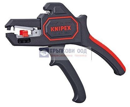 Снимка на Клещи самонастройващи зачистващи KNIPEX 180;1262180