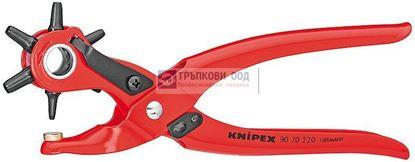 Снимка на Револверни клещи замби KNIPEX;9070220