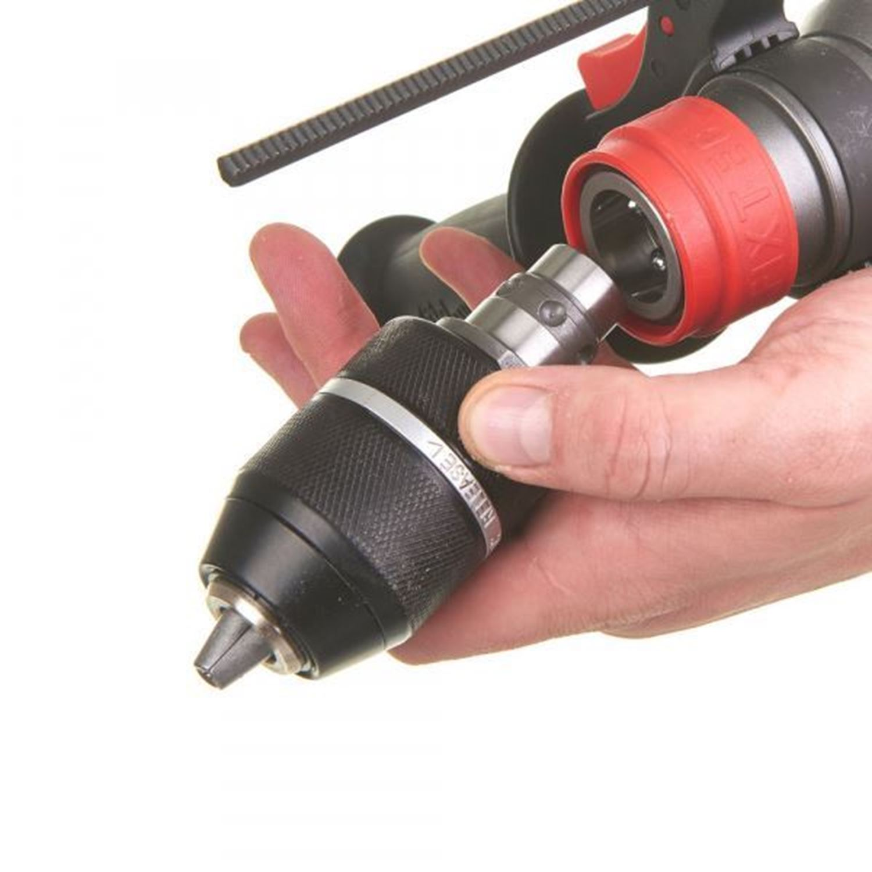 Снимка на Перфоратор Milwaukee PH26TX SDS-plus, 2.4 J,адаптер FIXTEC ™ и допълнителен патронник;4933464579