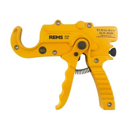 Снимка на Ножица за PVC тръби REMS ROS P 35mm,291200