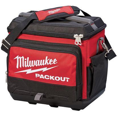 Снимка на Хладилна чанта Milwaukee Packout Jobsite Cooler 380mm-240mm-330mm;4932471132
