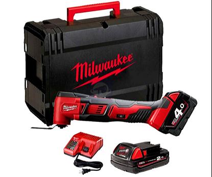 Снимка на Акумулаторен мултифункционален инструмент Milwaukee M18BMT-421C;4933446210
