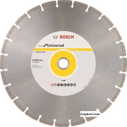 Снимка на Диамантен диск ECO Universal 350x25,4mm,2608615035