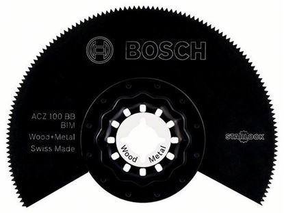 Снимка на ACZ 100 BB BIM дърво+метал 100 mm;2608661633