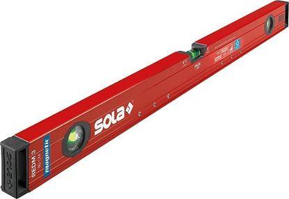 Снимка на Алуминиев магнитен нивелир SOLA RedM 3 100,100cm,1813301