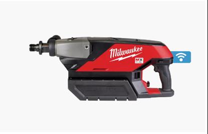 Снимка на Акумулаторна диамантено пробивна машина Milwaukee MX Fuel MXFDCD150-601C,4933478165