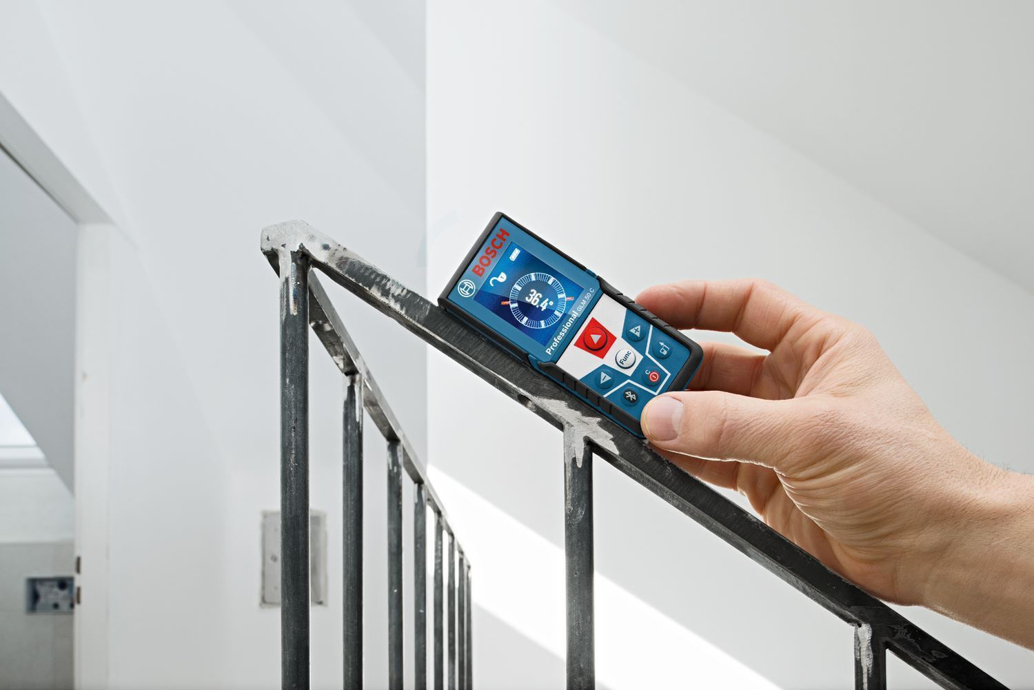 Снимка на  BOSCH GLM 50 C, Bluetooth+