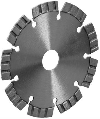 Снимка на REMS универсален диамантен диск за рязане LS-Turbo Ø 125 mm,185021