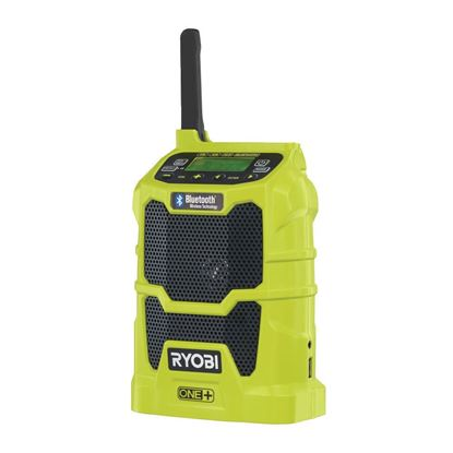 Снимка на Aкумулаторно радио Ryobi R18R-0 Bluetooth®,18V,SOLO,5133002455
