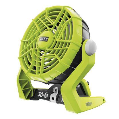 Снимка на Акумулаторен вентилатор Ryobi R18F-0,18V,SOLO,5133002612