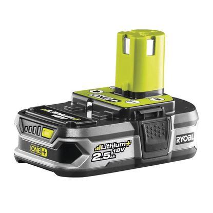 Снимка на Акумулаторна батерия Ryobi RB18L25 18V/2,5Ah;5133002237
