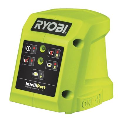 Снимка на 18V ONE+ Компактно зарядно устройство Ryobi RC18115,5133003589