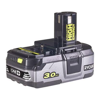 Снимка на 18V 3.0Ah Литиум+ HIGH ENERGY батерия Ryobi RB18L30,5133002867