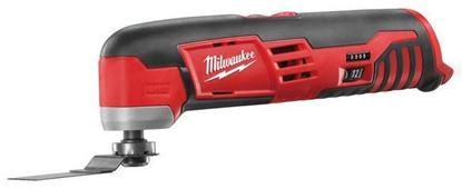 Снимка на Акумулаторен мултифункционален инструмент Milwaukee C12MT-0;4933427180