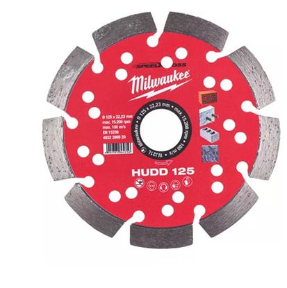 Снимка на Диамантен диск Milwaukee HUDD 125mm,4932399820
