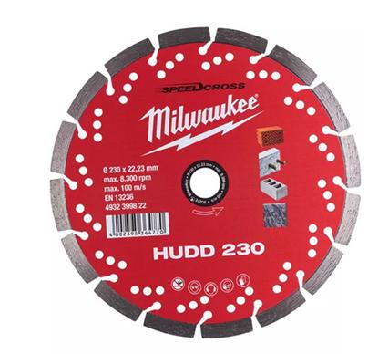 Снимка на Диамантен диск Milwaukee HUDD 230mm,4932399822