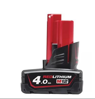 Снимка на Акумулаторна батерия Milwaukee M12B4,12V,4Ah,4932430065